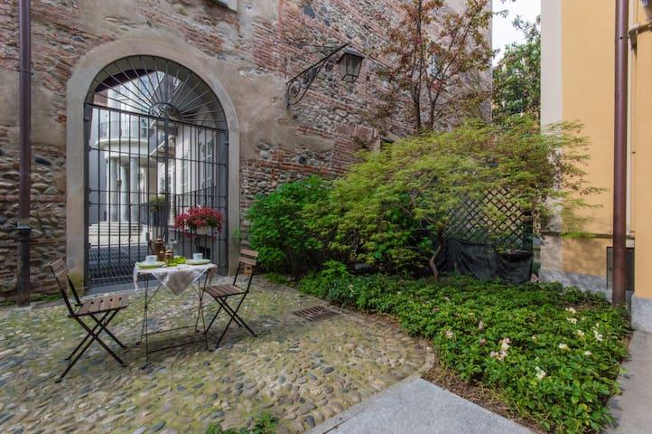 ..Vicoletto in Centro con Giardino! - Turin - Apartment