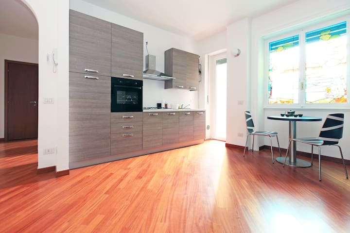 Confortable two-room apartment