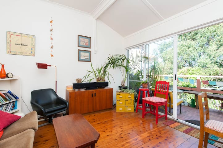 sunny Bondi room with huge garden! - North Bondi - Rumah