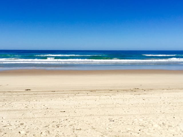 Absolute beachfront paradise, Port Macquarie