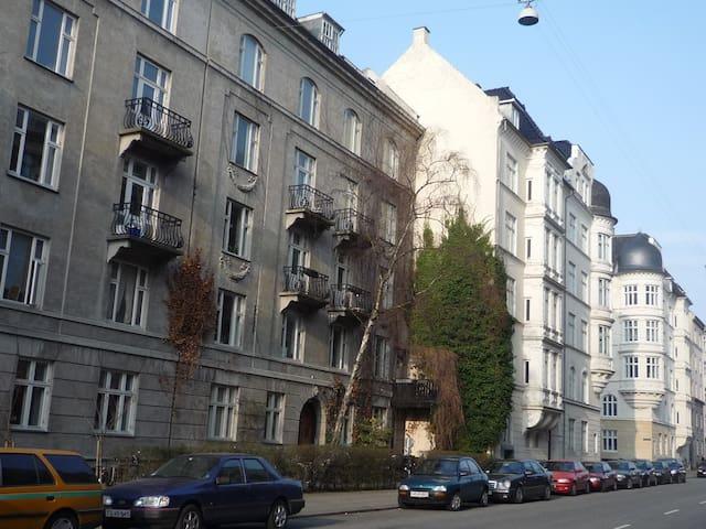 Nice & Central Copenhagen - room#2 - Frederiksberg - Apartamento