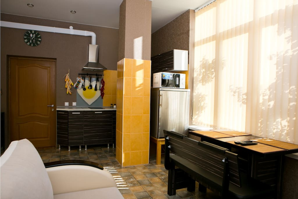 Апартаменты с одной спальней в небольшом клубном доме