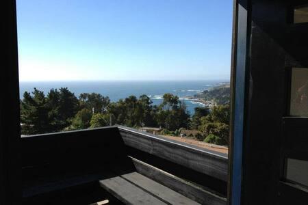Casa Zapallar acogedora y linda vista - Zapallar