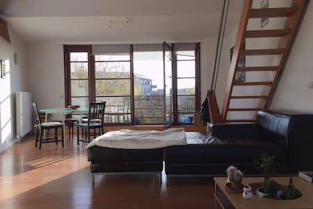 Lumineux, Spacieux appartement plein Sud - Auderghem