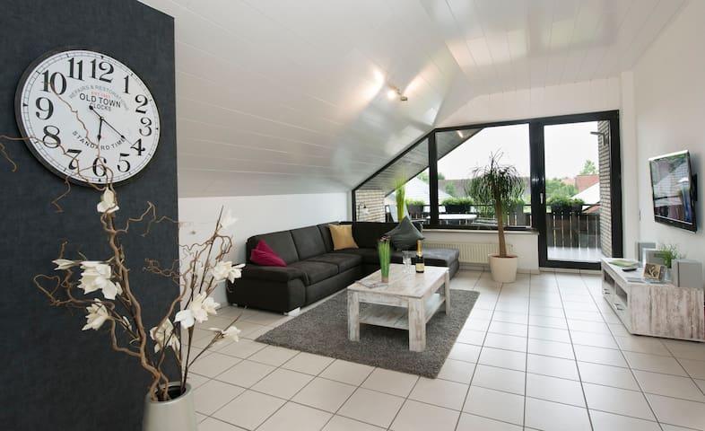 Ferienwohnung in Werne an der Lippe - Werne - Apartament