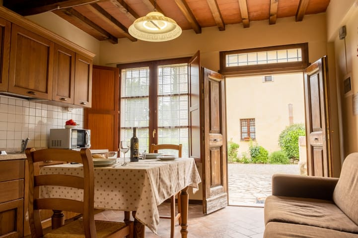 Tuscany Country Apartments - Castagno