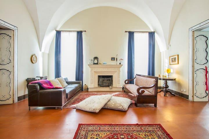 B&B Villa Spada - Donadeo Lecce - เลชเช่ - บ้าน