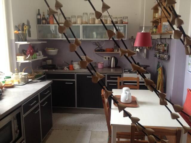 Arty Appartement from 1900 - 4rooms - Viena - Apartamento