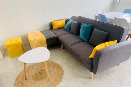 Nice apartment / Nancy-Vandoeuvre lès Nancy