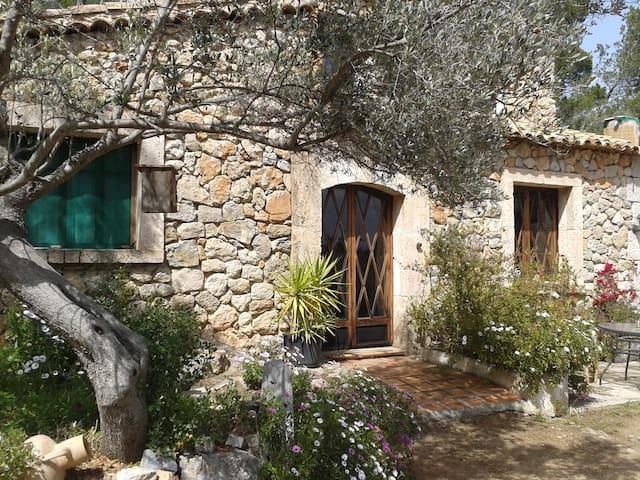 Casa para amantes de la naturaleza - Es Capdellà - Casa