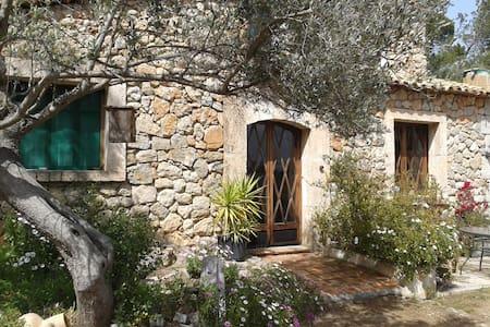 Casa para amantes de la naturaleza - Es Capdellà - Huis