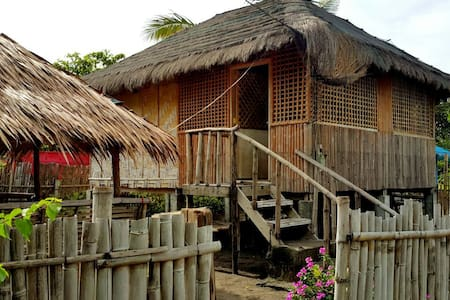 Beach Front Nipa House & Hut - Bagac