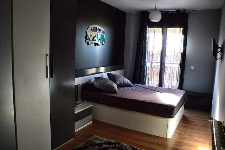 Apartamento CENTRO, con un espacio de trabajo.