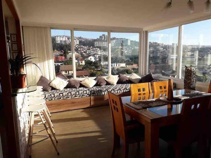 Luxurious Duplex Loft Penthouse - free parking