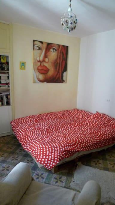 Chambres lit 160  ou 140
