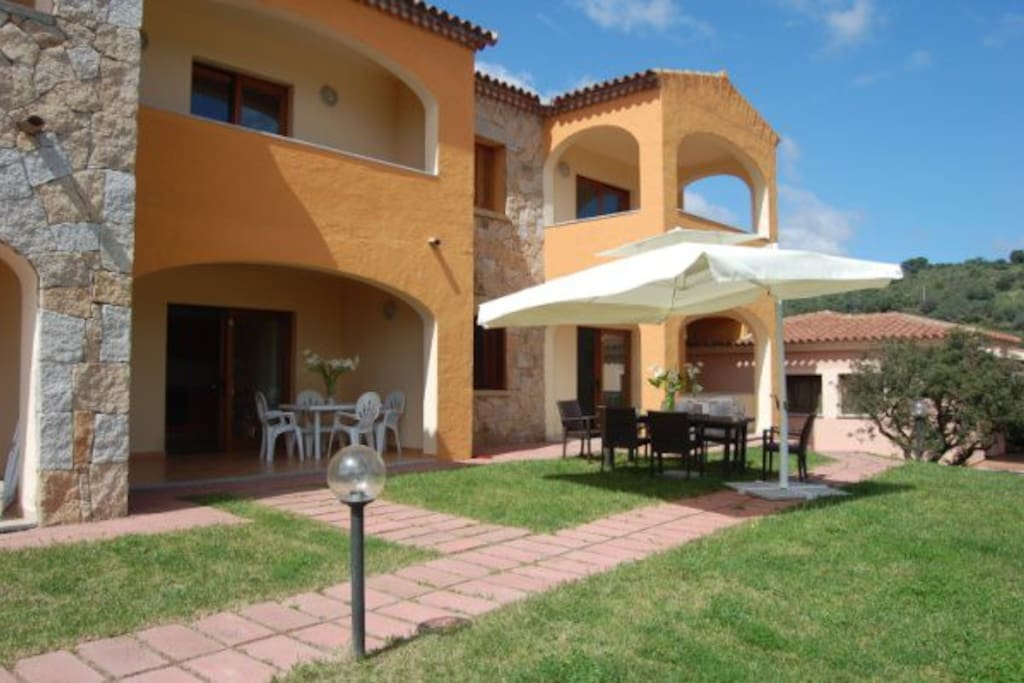 Case vacanza san teodoro ot flats for rent in san for Casa vacanza san teodoro