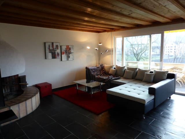 Exlusives Penthouse Apartment - Vaduz - Huoneisto