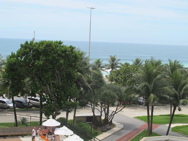 PERFECT FOR COUPLES! BEACH VIEW!!!! - Rio de Janeiro - Daire
