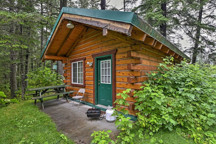 Cozy Cabin on the Creek Near Hiking Trails & Town!