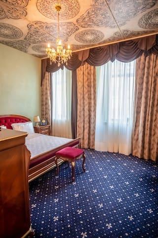 JMR Royal apartments- Royal with private sauna