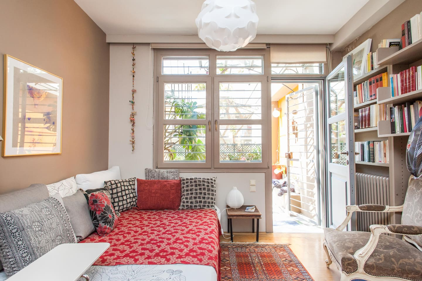 Dream studio in the heart of Athens