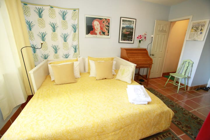 Cozy Suite w/Private Bath& Entry in Hwd/Larchmont.