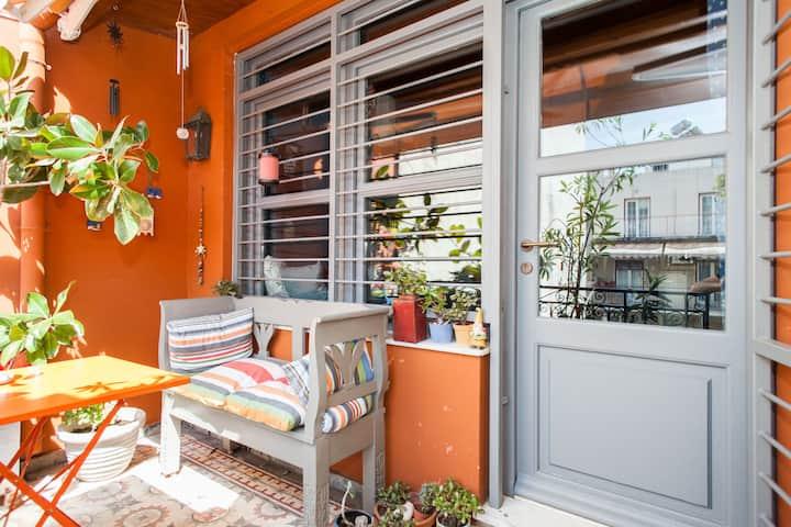 Dream Studio hidden by Μulti level Garden