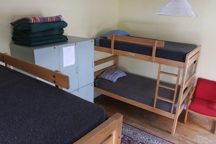 White Mountains Hostel-Bunk Rooms