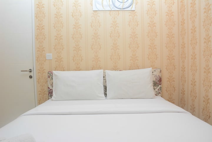 Furnished and Cozy Stay 2BR Springlake Bekasi Apt