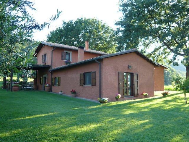 Casa indipendente in Antico Casale - Bassano In Teverina - Dom