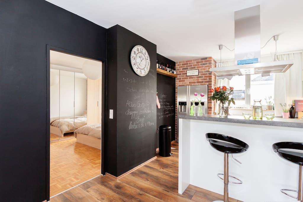 Beautiful, newly renovated flat