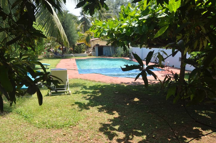 2 BR holiday villa Near Calangute Beach