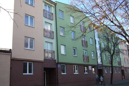 Centrum - mieszkanie z miejscem do parkowania auta - Włocławek - 公寓