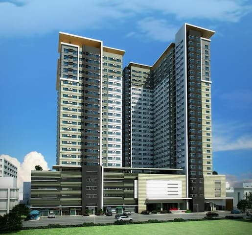 Studio unit at the center of Davao City