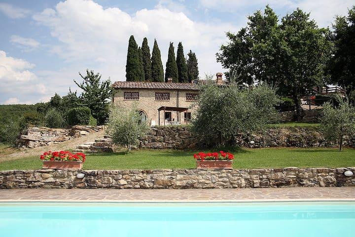 Agriturismo S.Silvestro - MonnaLisa - Barberino Val d'Elsa - Apartment