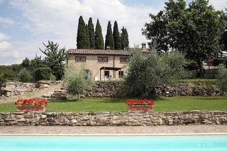 Agriturismo S.Silvestro - MonnaLisa - Barberino Val d'Elsa