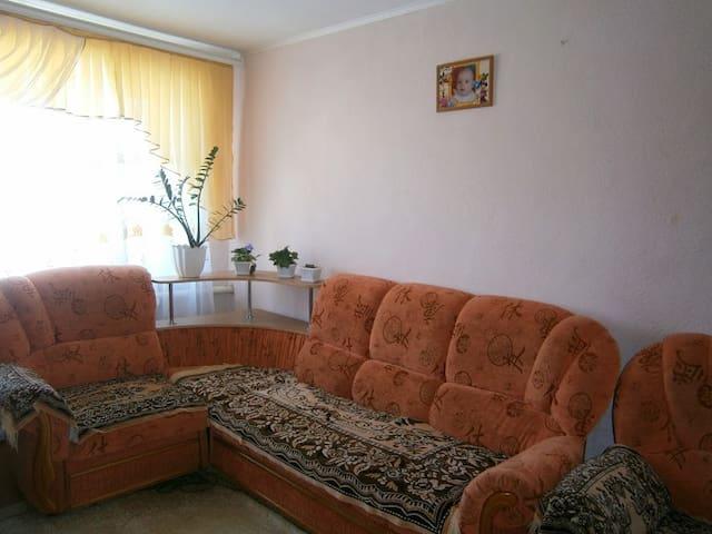 Большой дом (3 спальни) - Kharlovo - Hus