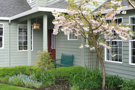 Comfortable Rooms In Wine Country - Newberg