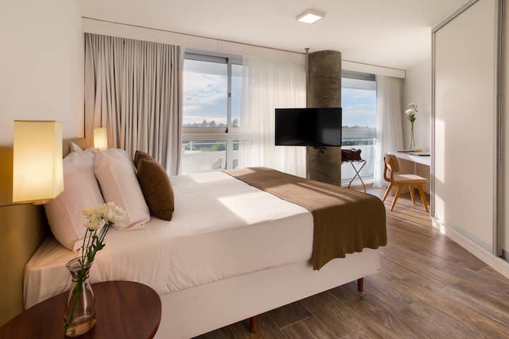 Suite con Vista a la Ciudad Hotel Dazzler Colonia