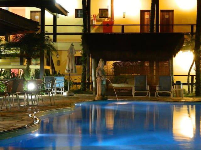 Pousada dos Condes, melhor localização e estrutura - 聖塞巴斯蒂昂 - 家庭式旅館
