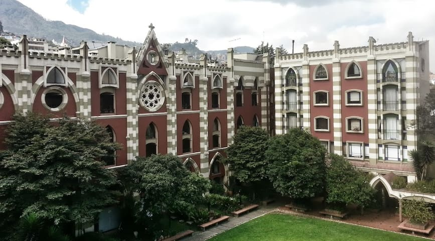 Candelaria historic Center - Bogotá - Daire