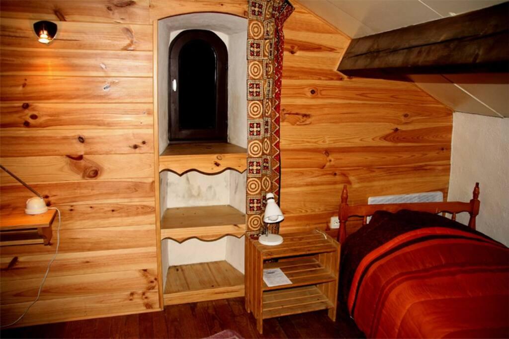 chambre 2 : 2 lits