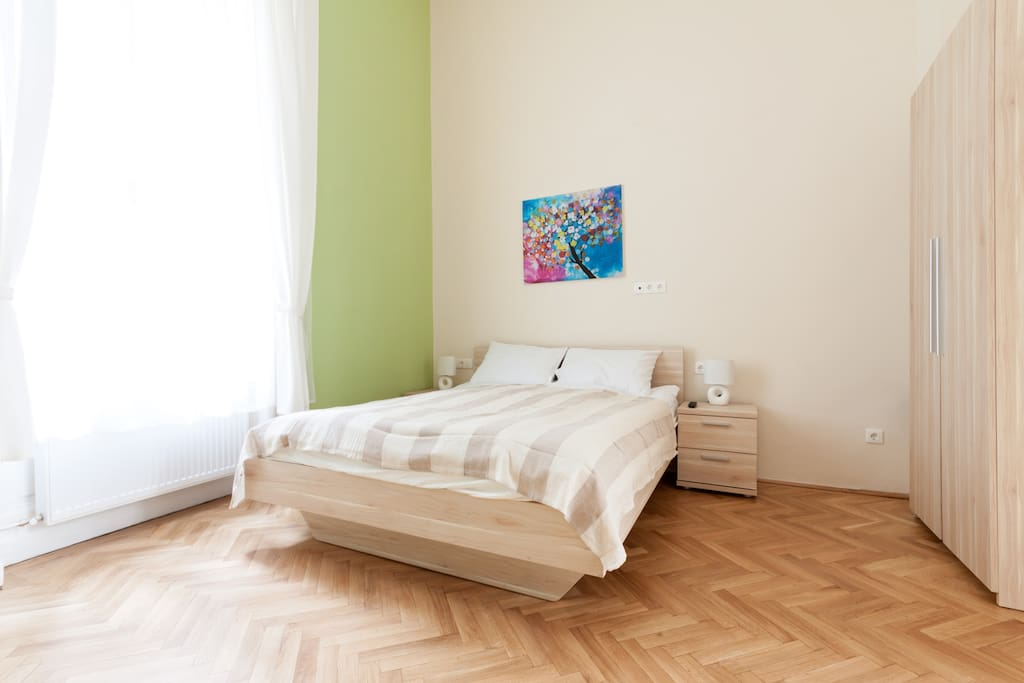 king size bed 160X200 cm