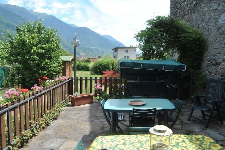 Stanza in Valtellina
