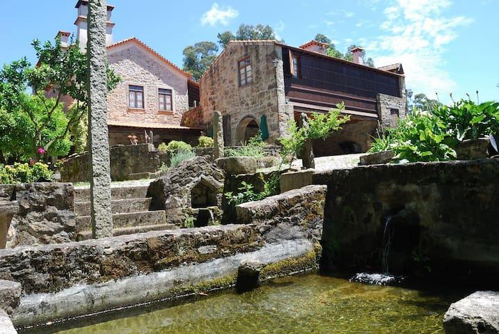 Quinta Padre Lobo - Santa Maria da Feira - Huvila