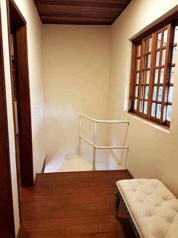 Hall quartos e banheiro - Casa 2