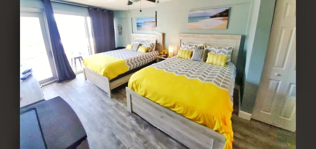 Cozy Beach Front Studio in Daytona Beach!