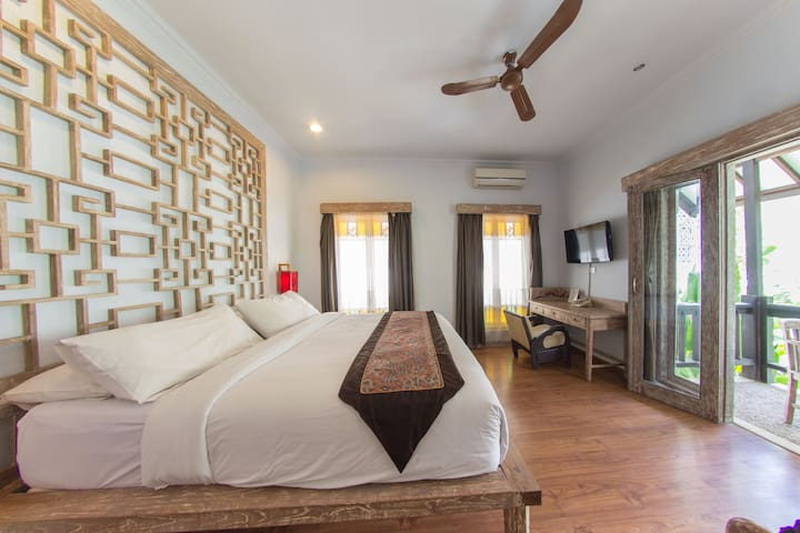 Private room with shared pool in Umalas #6 - Kuta Utara - Wohnung