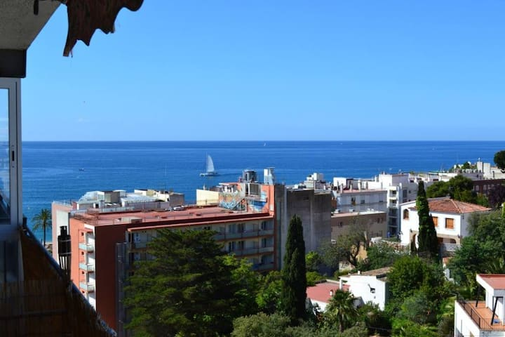 Apartamento vistas al Mar y wifi - Lloret de Mar - Pis
