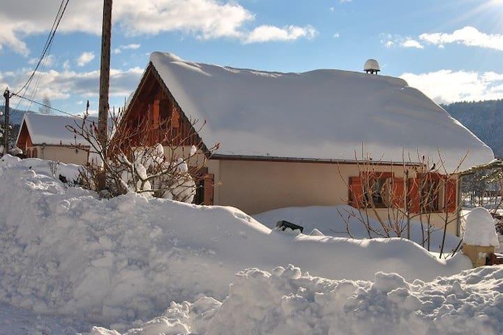 Maison proche des stations de ski